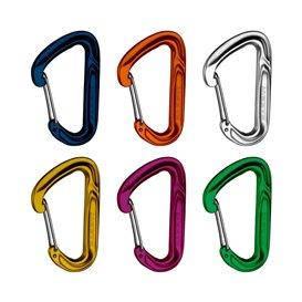 Mammut Wall Light Sixpack Karabiner Set Wire Gate hier im Mammut-Shop günstig online bestellen