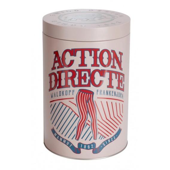 Mammut Pure Chalk 230g Collectors Box Kletterkreide in Sammlerbox action directe hier im Mammut-Shop günstig online bestellen