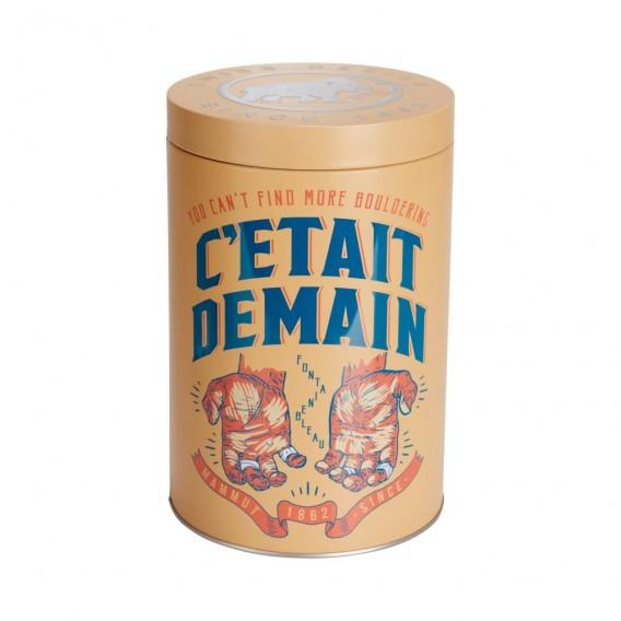 Mammut Pure Chalk Collectors Box 230g Kletterkreide in Sammlerbox c etait demain hier im Mammut-Shop günstig online bestellen