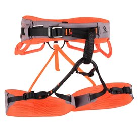 Mammut Comfort Fast Adjust Harness Damen Klettergurt Hüftgurt shark-safety orange