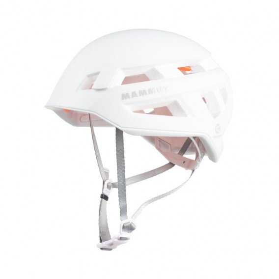 Mammut Crag Sender Helmet Kletterhelm Bergsporthelm white hier im Mammut-Shop günstig online bestellen