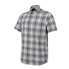 Mammut Trovat Trail Shirt Herren Outdoor und Freizeit Kurzarmhemd titanium hier im Mammut-Shop günstig online bestellen