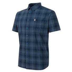 Mammut Trovat Trail Shirt Herren Outdoor und Freizeit Kurzarmhemd marine hier im Mammut-Shop günstig online bestellen