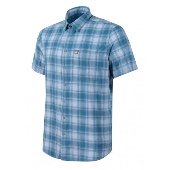 Mammut Trovat Trail Shirt Herren Outdoor und Freizeit Kurzarmhemd horizon hier im Mammut-Shop günstig online bestellen