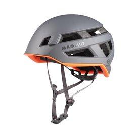 Mammut Crag Sender Helmet Kletterhelm Bergsporthelm titanium