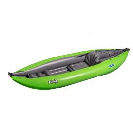 Gumotex Twist I MESSEBOOT Kajak Schlauchboot 1er Solo Luftboot Nitrilon lime im ARTS-Outdoors Gumotex-Online-Shop günstig bestel