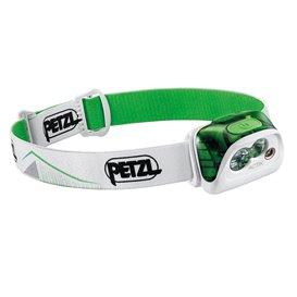 Petzl Actik Stirnlampe Helmlampe 350 Lumen grün