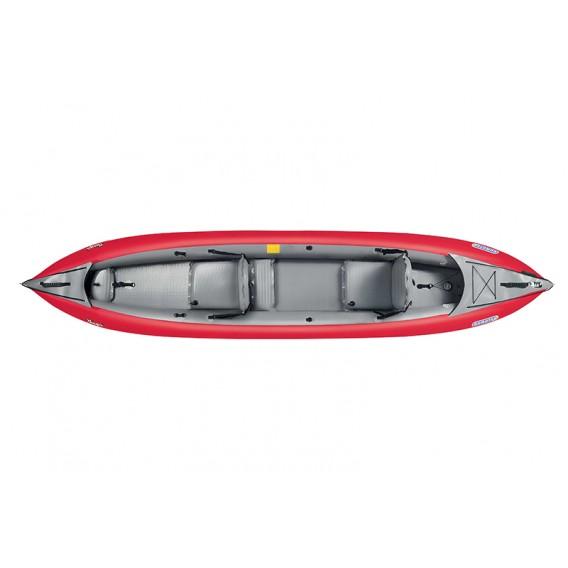 Gumotex Thaya 2 Personen Kajak Drop Stitch Luftboot rot hier im Gumotex-Shop günstig online bestellen