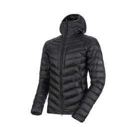 Mammut Broad Peak IN Hooded Jacket Herren Winterjacke Daunenjacke black-phantom im ARTS-Outdoors Mammut-Online-Shop günstig best
