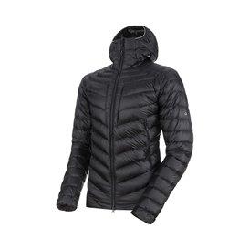 Mammut Broad Peak IN Hooded Jacket Herren Winterjacke Daunenjacke black-phantom