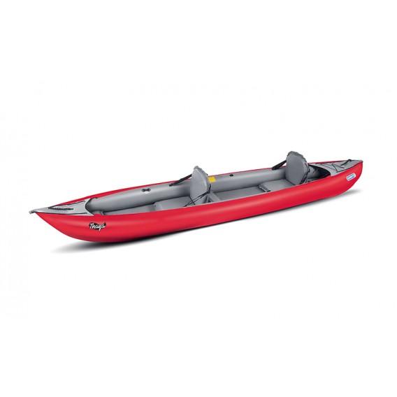 Gumotex Thaya TESTBOOT 2 Personen Kajak Drop Stitch Luftboot rot im ARTS-Outdoors Gumotex-Online-Shop günstig bestellen