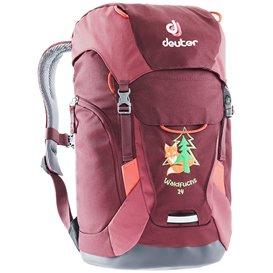 Deuter Waldfuchs 14 Kinderrucksack 14L maron-cardinal hier im Deuter-Shop günstig online bestellen