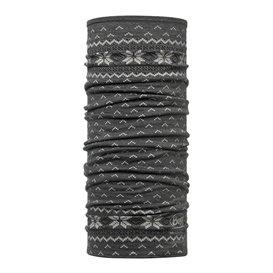Buff Lightweight Merino Wool Schal Mütze Tuch aus Merinowolle floki
