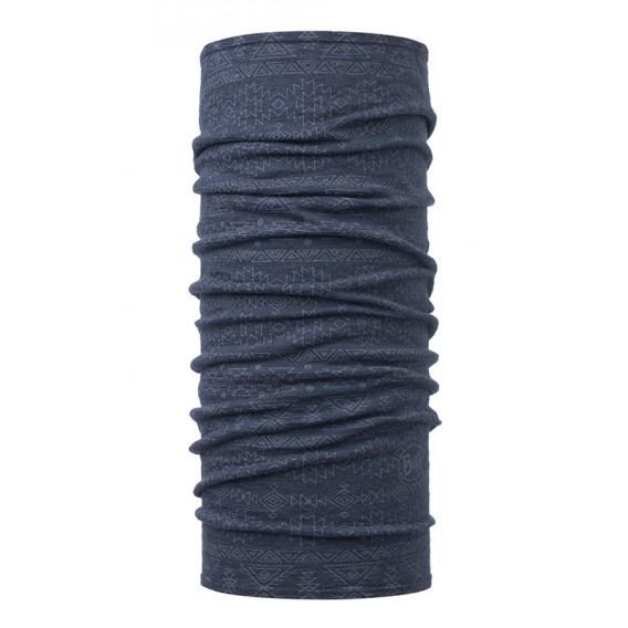 Buff Lightweight Merino Wool Schal Mütze Tuch aus Merinowolle edgy denim im ARTS-Outdoors Buff-Online-Shop günstig bestellen
