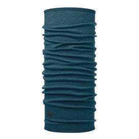 Buff Midweight Merino Wool Schal Mütze Tuch aus Merinowolle ocean melange