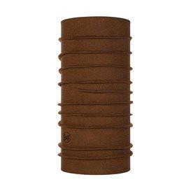 Buff Midweight Merino Wool Schal Mütze Tuch aus Merinowolle tundra khaki melange
