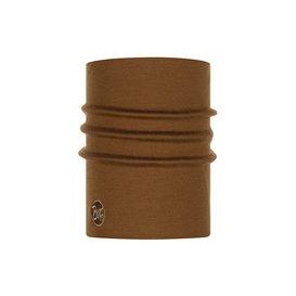 Buff Heavyweight Merino Wool Schal Mütze Tuch aus Merinowolle solid tundra khaki