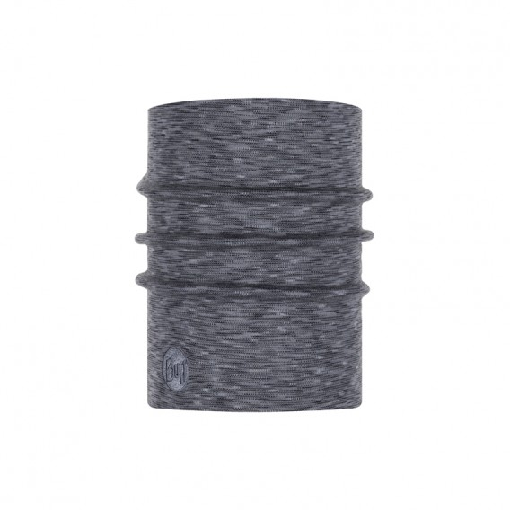 Buff Heavyweight Merino Wool Schal Mütze Tuch aus Merinowolle fog grey multi stripes im ARTS-Outdoors Buff-Online-Shop günstig b