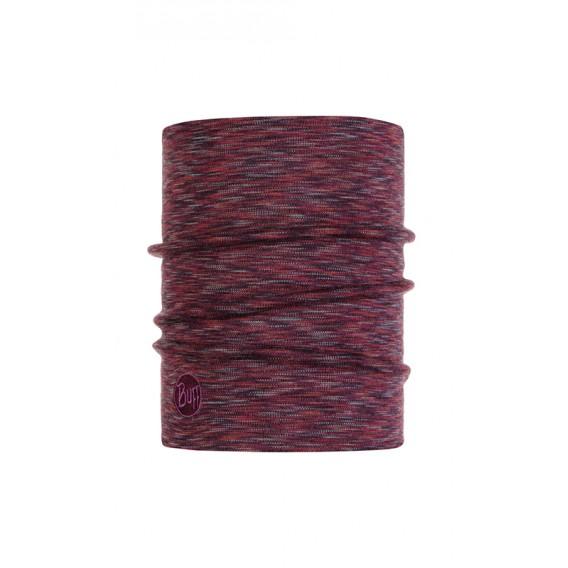 Buff Heavyweight Merino Wool Schal Mütze Tuch aus Merinowolle shale grey multi stripes im ARTS-Outdoors Buff-Online-Shop günstig