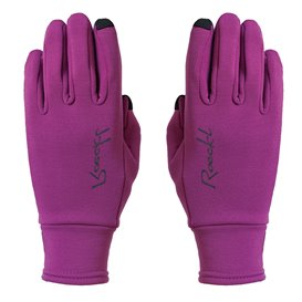 Roeckl Kailash Damen Polartec Handschuhe pink