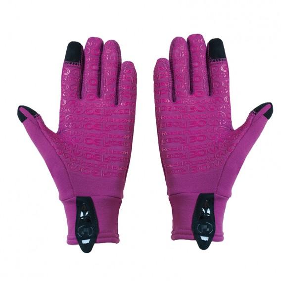 Roeckl Kailash Damen Polartec Handschuhe pink hier im Roeckl-Shop günstig online bestellen