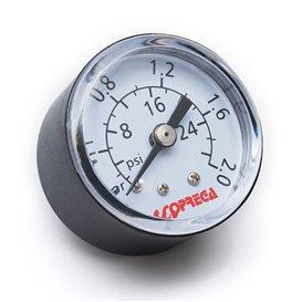 Bravo Ersatzteil SP 236 Manometer für Bravo 100, 101, 4XS Pumpe