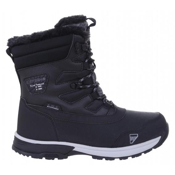 Icepeak Almonte Junior Kinder Winterschuh Stiefel black hier im ICEPEAK-Shop günstig online bestellen