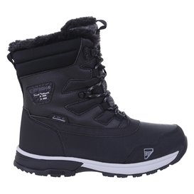 Icepeak Almonte Junior Kinder Winterschuh Stiefel black