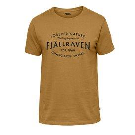 Fjällräven Est. 1960 Herren T-shirt acorn hier im Fjällräven-Shop günstig online bestellen