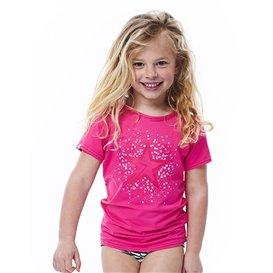 Jobe Rash Guard Funktionsshirt Mädchen pink im ARTS-Outdoors Jobe-Online-Shop günstig bestellen