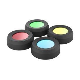 Ledlenser Color Filter Set 36mm für MH10 und Neo10R im ARTS-Outdoors Ledlenser-Online-Shop günstig bestellen
