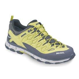 Meindl Lite Trail GTX Herren Trekkingschuhe Trailrunningschuhe gelb-graphite