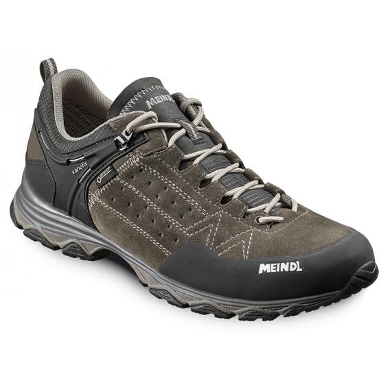 Meindl Ontario GTX Herren Wanderschuh Trekkingschuh loden-schwarz hier im Meindl-Shop günstig online bestellen