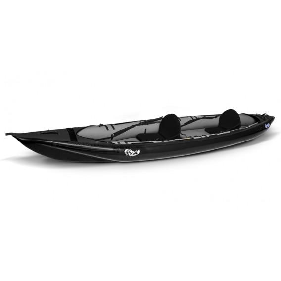 Gumotex Rush II Kajak 2er Drop-Stitch Schlauchboot Nitrilon Luftkajak schwarz hier im Gumotex-Shop günstig online bestellen