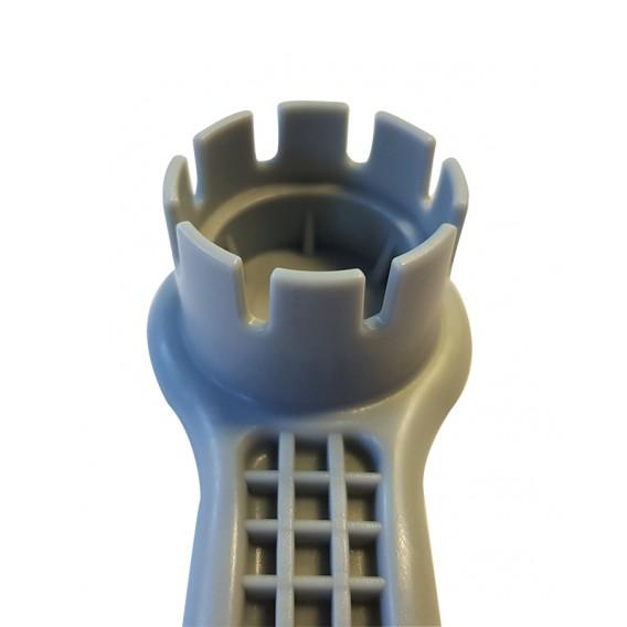 Aqua Marina Ventilschlüssel mit 8 Zähnen für Dropstitchboote oder SUP hier im Aqua Marina-Shop günstig online bestellen