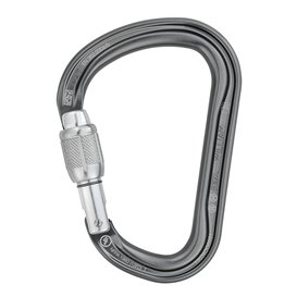 Petzl William birnenförmiger Verschlusskarabiner mit Screw-Lock