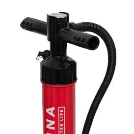 Aqua Marina Double Action Hochdruck Hand Pumpe Luftpumpe B-WARE im ARTS-Outdoors Aqua Marina-Online-Shop günstig bestellen