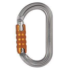 Petzl OK ovaler Karabiner für Seilrollen und Seilklemmen mit Triact-Lock im ARTS-Outdoors Petzl-Online-Shop günstig bestellen