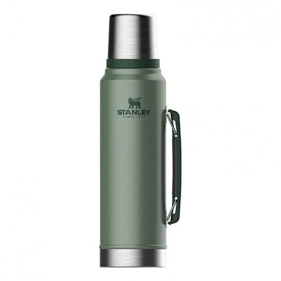 Stanley Classic Vakuum 1l Isolierkanne Thermobecher mit Griff grün hier im Stanley-Shop günstig online bestellen