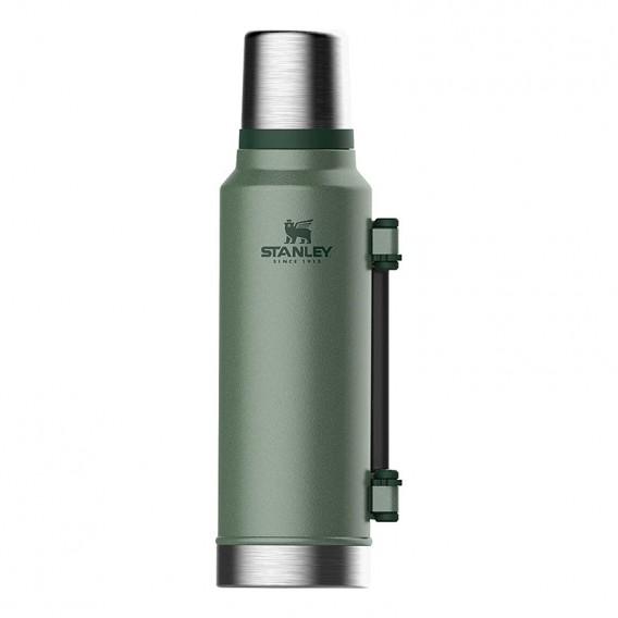 Stanley Classic Vakuum 1,4l Isolierkanne Thermobecher mit Griff grün hier im Stanley-Shop günstig online bestellen