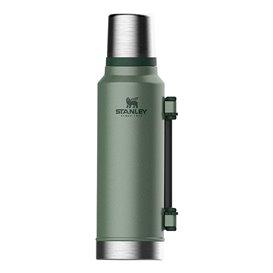 Stanley Classic Vakuum 1,4l Isolierkanne Thermobecher mit Griff grün