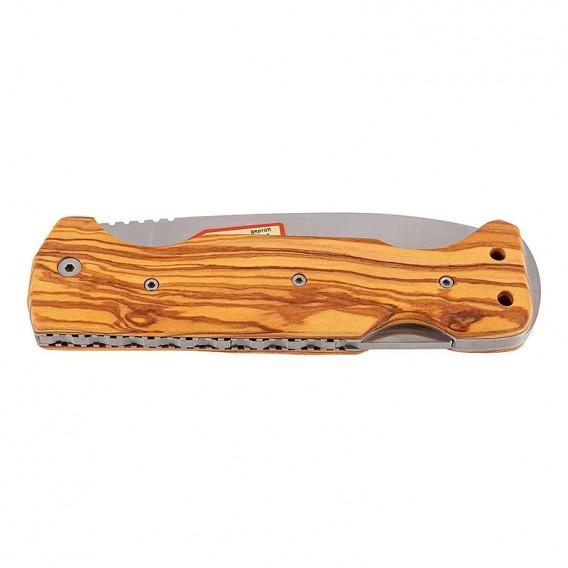 Puma IP Boxer Olive Klappmesser Taschenmesser mit ergonomischem Holzgriff hier im Puma IP-Shop günstig online bestellen