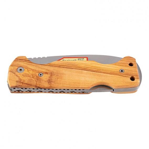 Puma IP Boxer II Olive Klappmesser Taschenmesser mit ergonomischem Holzgriff hier im Puma IP-Shop günstig online bestellen