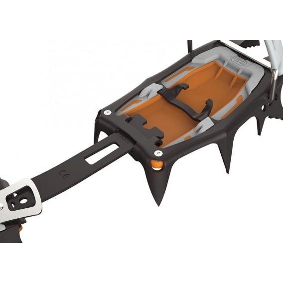 Petzl Sarken Steigeisen mit Leverlock Universal Bindungssystem hier im Petzl-Shop günstig online bestellen