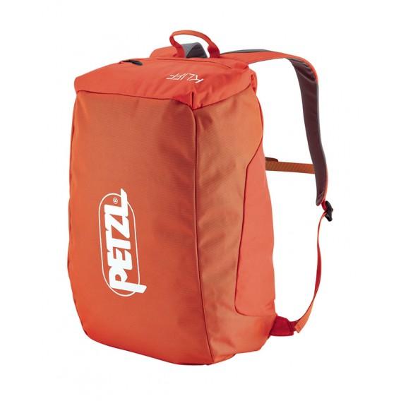 Petzl Kliff 36l Seilsack Seiltasche für bis zu 100m Seil rot hier im Petzl-Shop günstig online bestellen