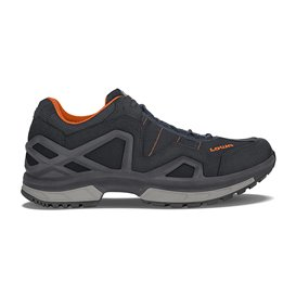 Lowa Gorgon GTX Herren Multifunktionsschuh navy-orange hier im Lowa-Shop günstig online bestellen