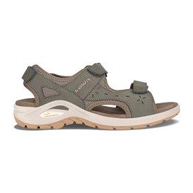Lowa Urbano Damen Trekking und Outdoor Sandale schilf-stein hier im Lowa-Shop günstig online bestellen