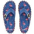 Gumbies Flamingo Kids Kinder Zehentrenner Badelatschen Sandale blau
