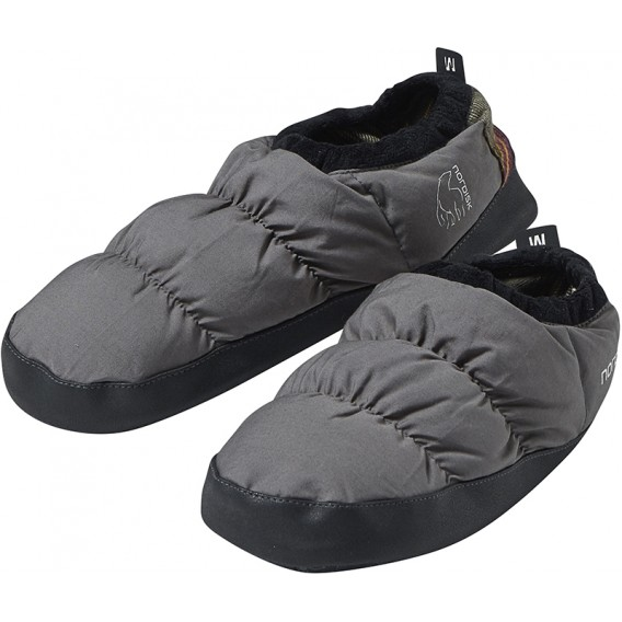 Nordisk Hermod Down Shoe warmer Daunenschuh Hüttenschuhe hier im Nordisk-Shop günstig online bestellen