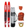 Jobe Synergy Combo Ski Package 67 inch Wasserski mit Weste und Hantel